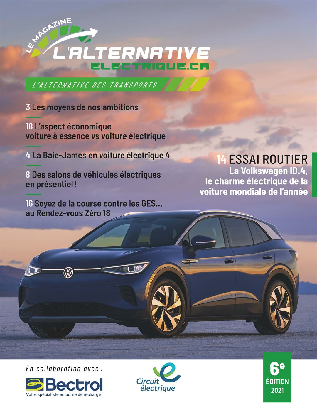 Magazine-5e Edition